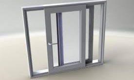 پروفیل آلومینیوم پنجره